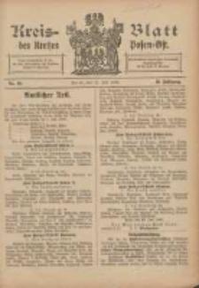 Kreis-Blatt des Kreises Posen-Ost 1906.07.12 Jg.18 Nr29