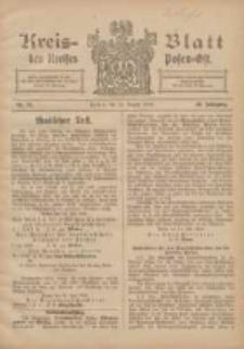 Kreis-Blatt des Kreises Posen-Ost 1906.08.25 Jg.18 Nr35