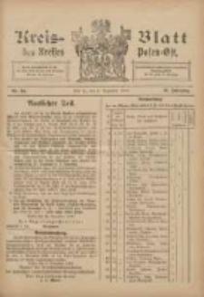 Kreis-Blatt des Kreises Posen-Ost 1906.12.05 Jg.18 Nr50