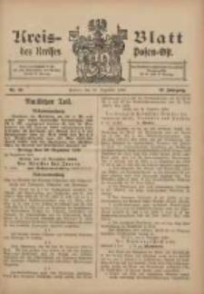 Kreis-Blatt des Kreises Posen-Ost 1906.12.22 Jg.18 Nr53