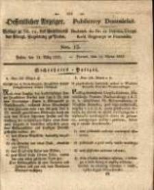 Oeffentlicher Anzeiger. 1829.03.24 Nro.12