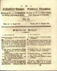Oeffentlicher Anzeiger. 1829.08.11 Nro.32