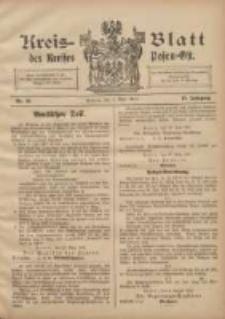 Kreis-Blatt des Kreises Posen-Ost 1907.05.04 Jg.19 Nr19
