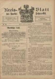 Kreis-Blatt des Kreises Posen-Ost 1908.12.26 Jg.20 Nr54