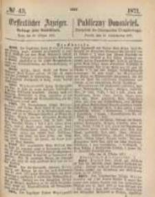 Oeffentlicher Anzeiger. 1871.10.24 Nro.43