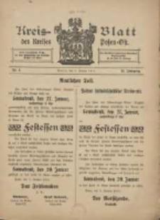 Kreis-Blatt des Kreises Posen-Ost 1912.01.06 Jg.24 Nr1