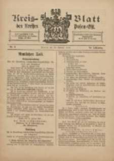 Kreis-Blatt des Kreises Posen-Ost 1912.02.10 Jg.24 Nr6