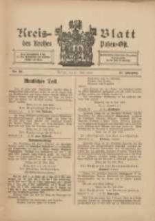 Kreis-Blatt des Kreises Posen-Ost 1912.07.27 Jg.24 Nr30