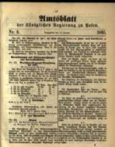 Amtsblatt der Königlichen Regierung zu Posen. 1895.01.15 Nro.3