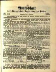 Amtsblatt der Königlichen Regierung zu Posen. 1895.12.24 Nro.52