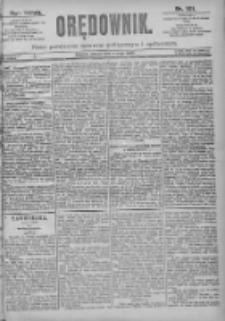 Orędownik: pismo dla spraw politycznych i spółecznych 1897.05.04 R.27 Nr101