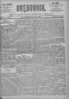 Orędownik: pismo dla spraw politycznych i spółecznych 1897.05.06 R.27 Nr103