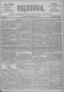 Orędownik: pismo dla spraw politycznych i spółecznych 1897.05.07 R.27 Nr104