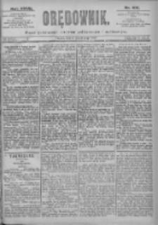 Orędownik: pismo dla spraw politycznych i spółecznych 1897.05.11 R.27 Nr106