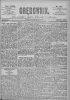 Orędownik: pismo dla spraw politycznych i spółecznych 1897.05.12 R.27 Nr107