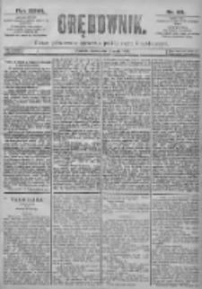 Orędownik: pismo dla spraw politycznych i spółecznych 1897.05.19 R.27 Nr113