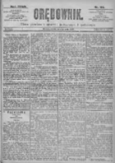 Orędownik: pismo dla spraw politycznych i spółecznych 1897.05.22 R.27 Nr116