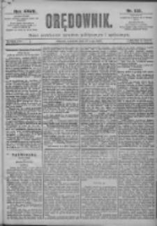 Orędownik: pismo dla spraw politycznych i spółecznych 1897.05.27 R.27 Nr120