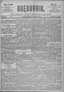 Orędownik: pismo dla spraw politycznych i spółecznych 1897.05.30 R.27 Nr122