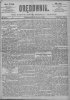 Orędownik: pismo dla spraw politycznych i spółecznych 1897.06.01 R.27 Nr123