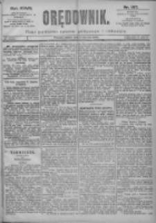 Orędownik: pismo dla spraw politycznych i spółecznych 1897.06.05 R.27 Nr127