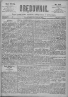 Orędownik: pismo dla spraw politycznych i spółecznych 1897.06.09 R.27 Nr129