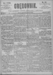 Orędownik: pismo dla spraw politycznych i spółecznych 1897.06.11 R.27 Nr131
