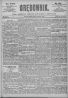 Orędownik: pismo dla spraw politycznych i spółecznych 1897.06.12 R.27 Nr132