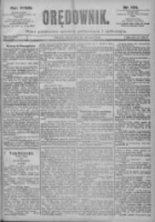 Orędownik: pismo dla spraw politycznych i spółecznych 1897.06.15 R.27 Nr134