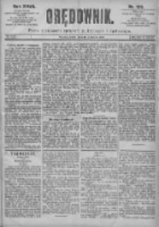 Orędownik: pismo dla spraw politycznych i spółecznych 1897.06.16 R.27 Nr135