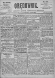 Orędownik: pismo dla spraw politycznych i spółecznych 1897.06.17 R.27 Nr136