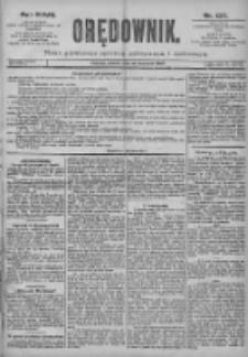 Orędownik: pismo dla spraw politycznych i spółecznych 1897.06.19 R.27 Nr137