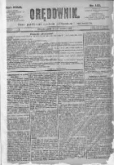 Orędownik: pismo dla spraw politycznych i spółecznych 1897.06.26 R.27 Nr143