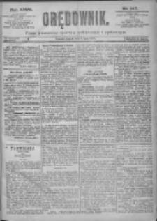 Orędownik: pismo dla spraw politycznych i spółecznych 1897.07.02 R.27 Nr147