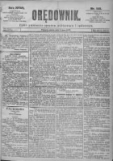 Orędownik: pismo dla spraw politycznych i spółecznych 1897.07.03 R.27 Nr148