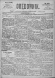 Orędownik: pismo dla spraw politycznych i spółecznych 1897.07.09 R.27 Nr153