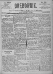 Orędownik: pismo dla spraw politycznych i spółecznych 1897.07.10 R.27 Nr154