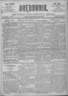 Orędownik: pismo dla spraw politycznych i spółecznych 1897.07.11 R.27 Nr155