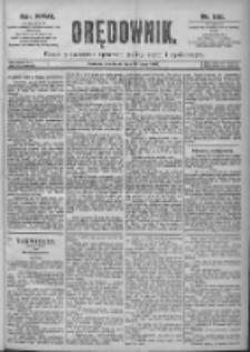 Orędownik: pismo dla spraw politycznych i spółecznych 1897.07.15 R.27 Nr158