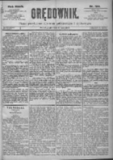 Orędownik: pismo dla spraw politycznych i spółecznych 1897.07.16 R.27 Nr159