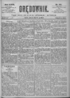 Orędownik: pismo dla spraw politycznych i spółecznych 1897.07.18 R.27 Nr161