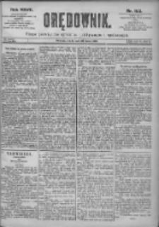 Orędownik: pismo dla spraw politycznych i spółecznych 1897.07.21 R.27 Nr163