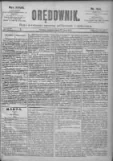 Orędownik: pismo dla spraw politycznych i spółecznych 1897.07.22 R.27 Nr164
