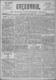 Orędownik: pismo dla spraw politycznych i spółecznych 1897.07.23 R.27 Nr165