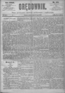 Orędownik: pismo dla spraw politycznych i spółecznych 1897.07.24 R.27 Nr166