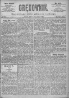 Orędownik: pismo dla spraw politycznych i spółecznych 1897.07.25 R.27 Nr167