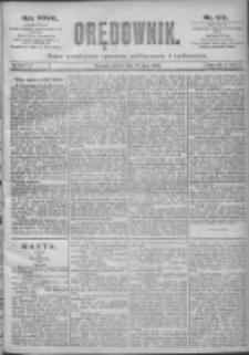 Orędownik: pismo dla spraw politycznych i spółecznych 1897.07.31 R.27 Nr172