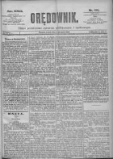 Orędownik: pismo dla spraw politycznych i spółecznych 1897.08.04 R.27 Nr175