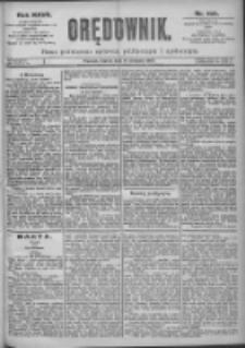 Orędownik: pismo dla spraw politycznych i spółecznych 1897.08.10 R.27 Nr180