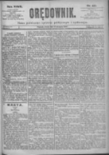 Orędownik: pismo dla spraw politycznych i spółecznych 1897.08.11 R.27 Nr181